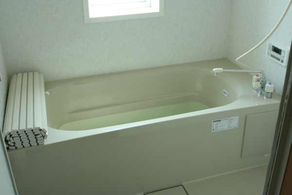 追い焚き付き風呂(風呂)