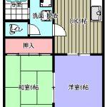 3階間取図(間取)