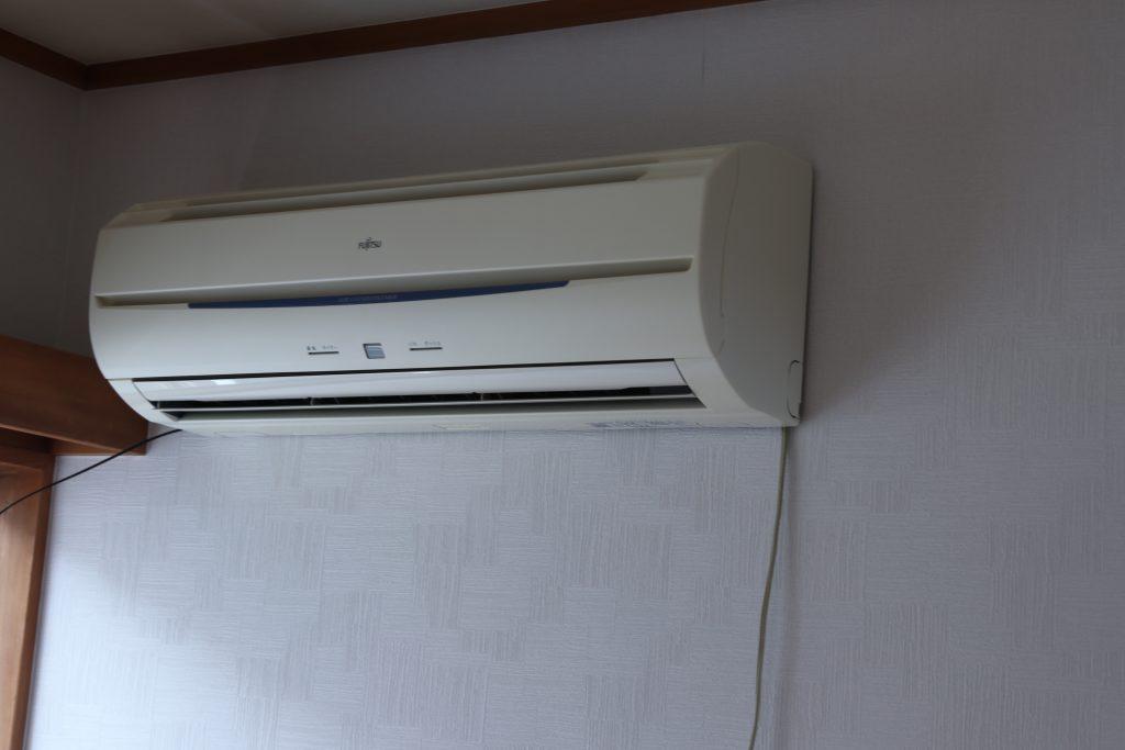 新型エアコン