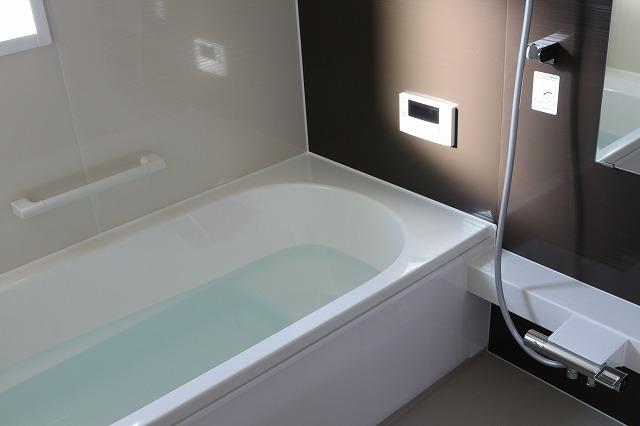 1坪の浴槽(風呂)
