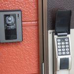 TVドアホン・デジタルキー(玄関)