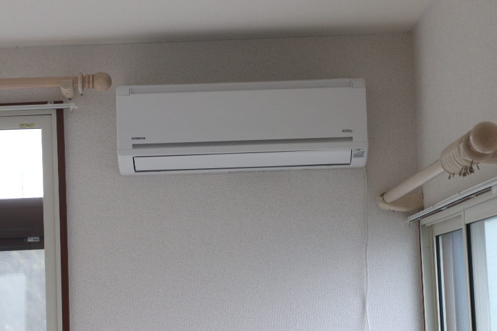 エアコン設置