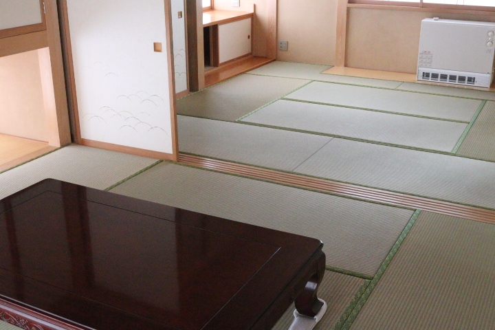 8畳和室2部屋