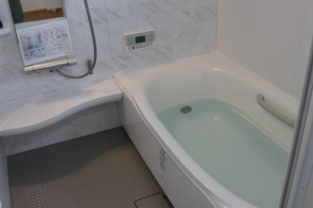 1坪風呂(風呂)