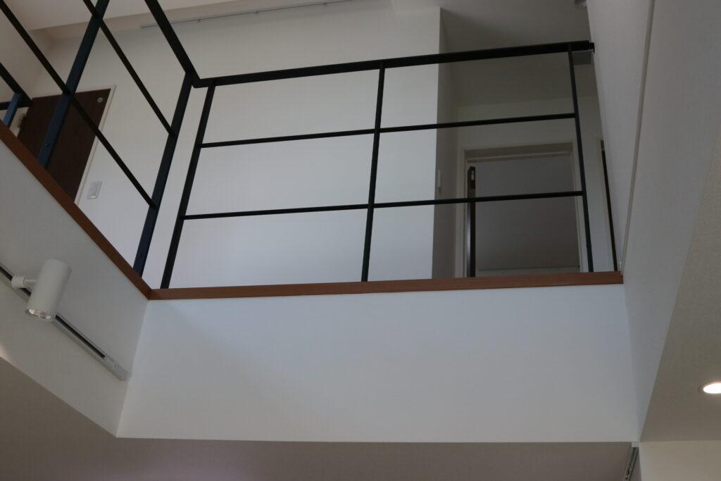 1階からの吹き抜け(Ⅱ)